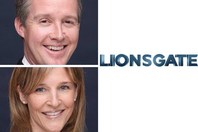 Eric Tannenbaum Kim Tannenbaum Lionsgate