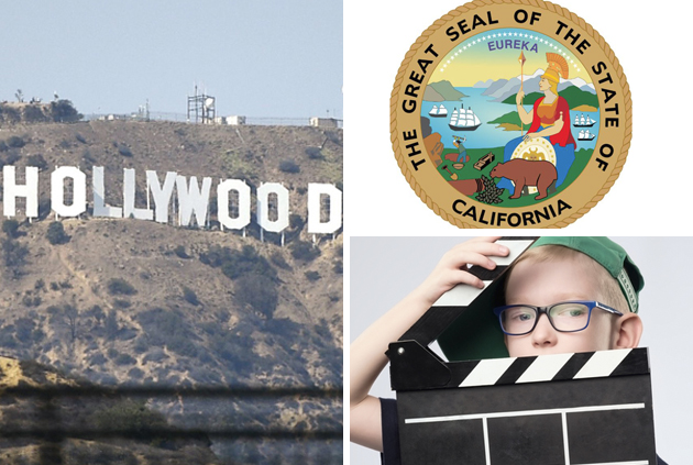 Hollywood California Child Actor