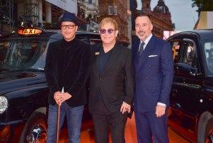 Matthew Vaughn Elton John David Furnish