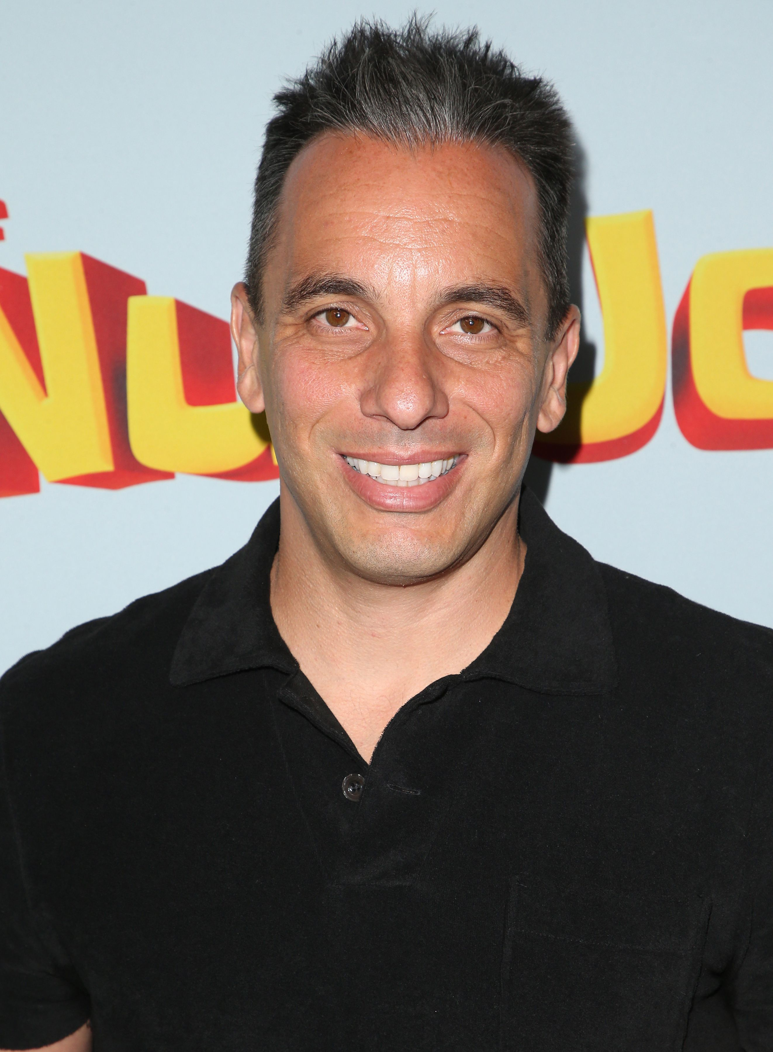 The 47-year old son of father (?) and mother(?) Sebastian Maniscalco in 2020 photo. Sebastian Maniscalco earned a  million dollar salary - leaving the net worth at  million in 2020