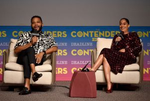 Anthony Anderson Tracee Ellis Ross Black-ish
