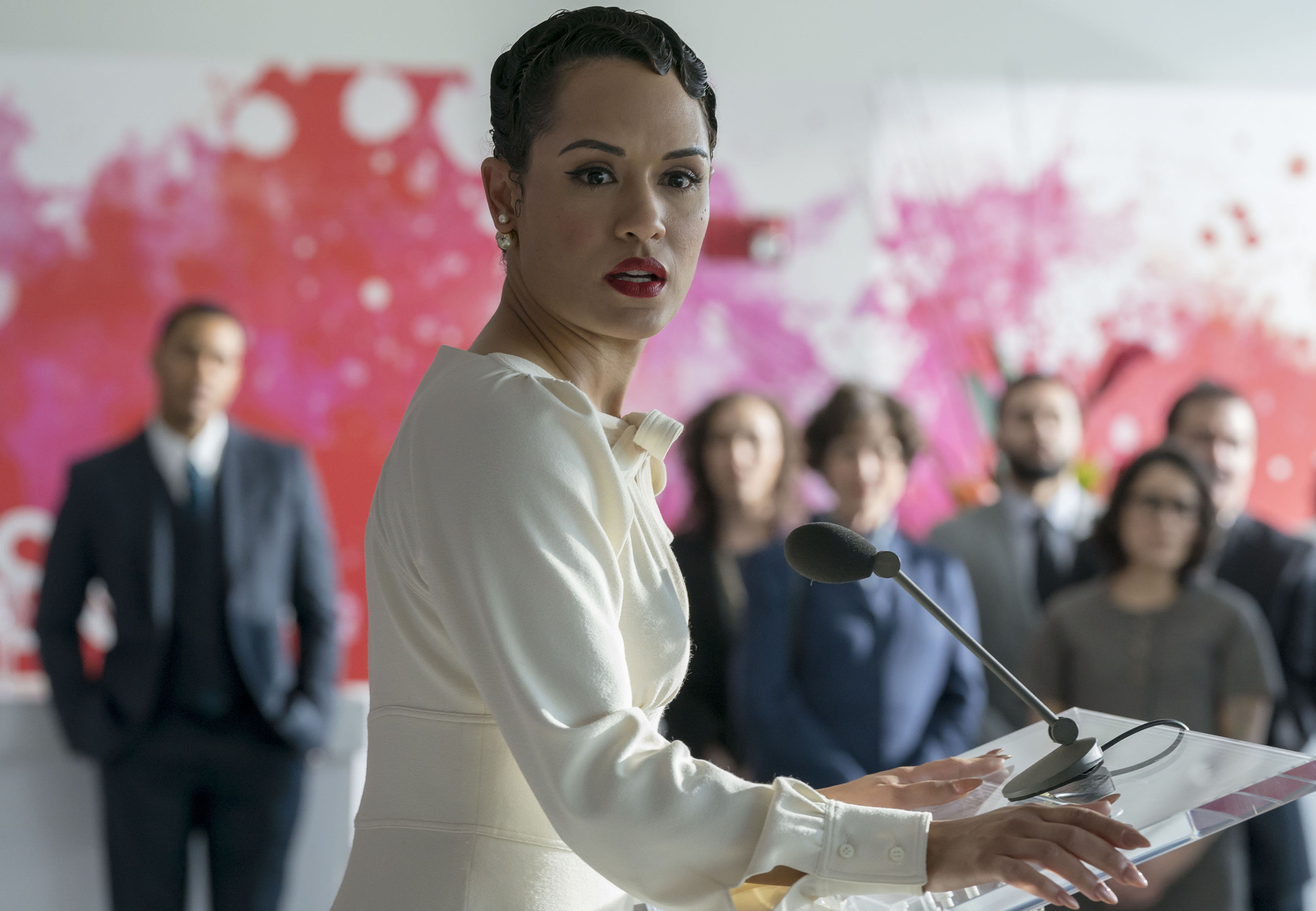 Grace Byers Set To Join Season 2 Cast Of Fox S The Gifted Deadline