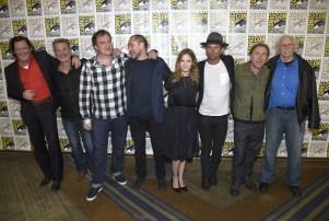 Hateful Eight Cast