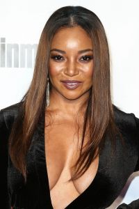 Mandatory Credit: Photo by John Salangsang/Invision/AP/REX/Shutterstock (9054752dq) Tamala Jones attends the VH1 Big In 2015 with Entertainment Weekly Award Show held at the Pacific Design Center, in West Hollywood, Calif VH1 Big In 2015 with Entertainment Weekly, West Hollywood, USA