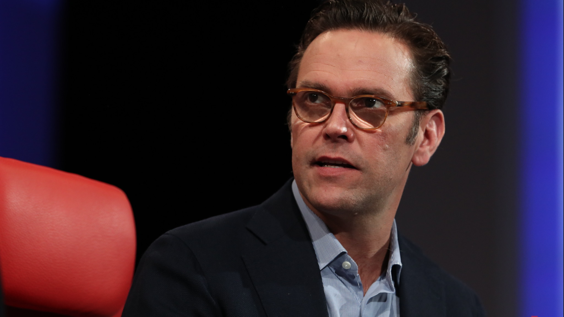 "James Murdoch Blasts ""Media Outlets That Propagate Lies"" In FT Interview"