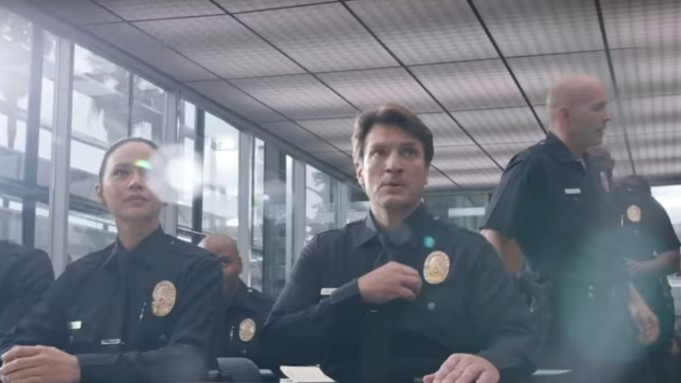 Michelle chapman nathan fillion dating The Rookie: