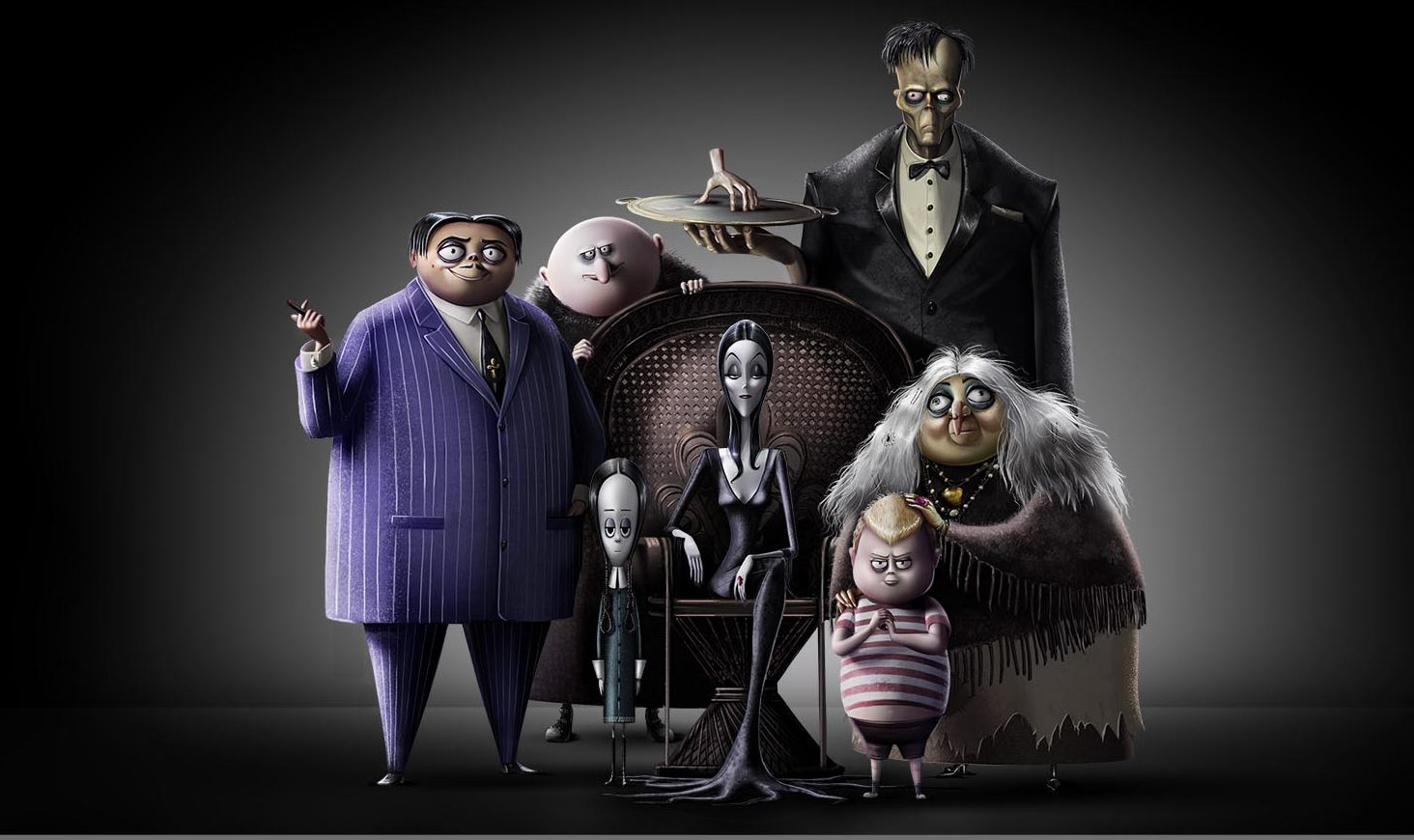 Addams Family Movie Scares Up Charlize Theron Bette Midler Allison Janney More For Voice Cast Deadline