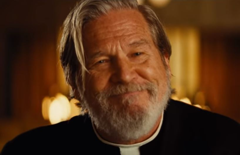 Watch Bad Times At The El Royale Trailer Jeff Bridges Dakota Johnson More Deadline