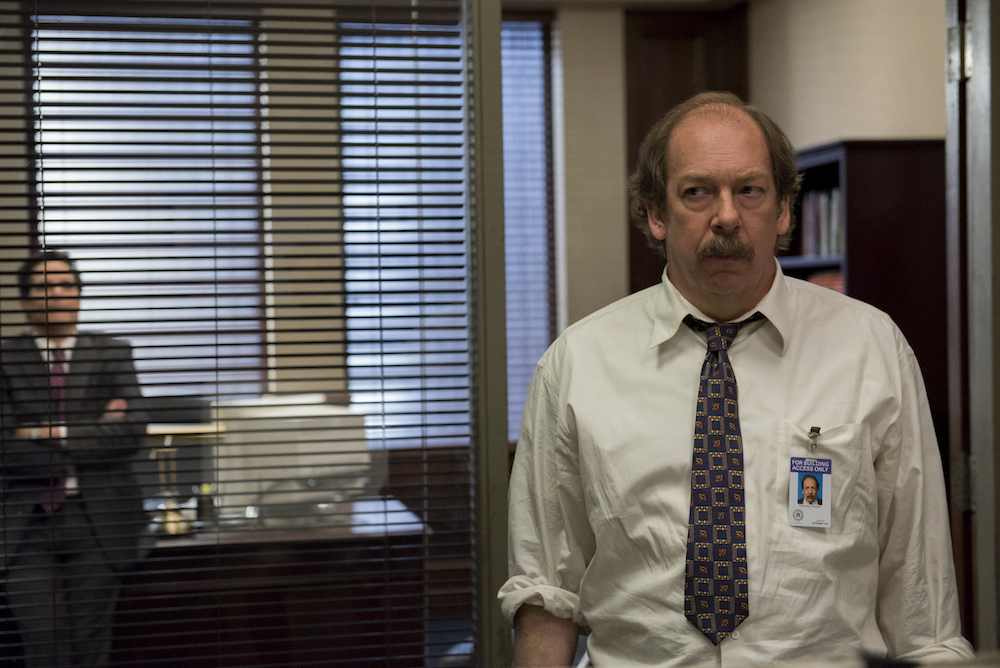Bill Camp in The Looming Tower