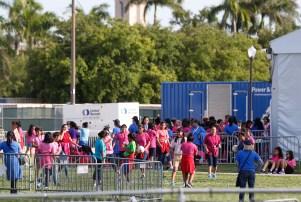 U.S. Border Child Detention Centers