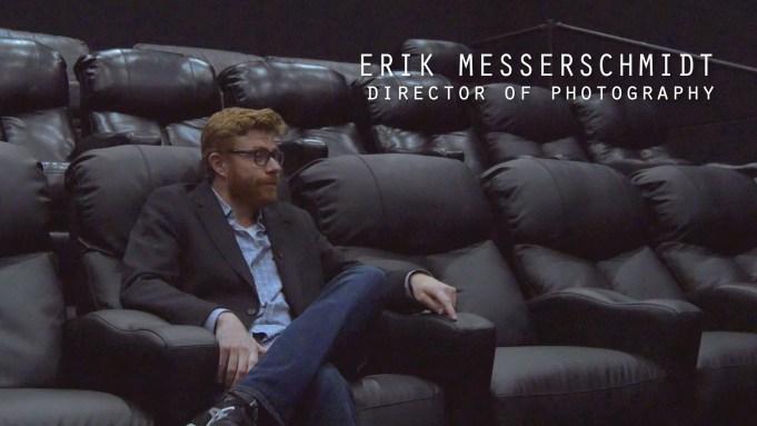 [WATCH] Erik Messerschmidt Became David Fincher's