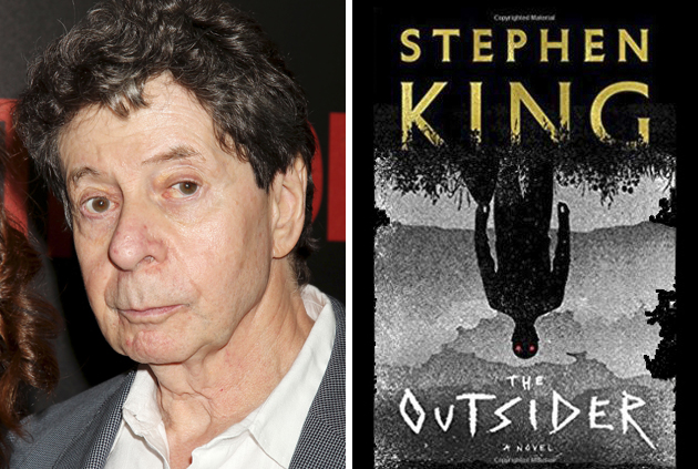 Richard Price The Outsider