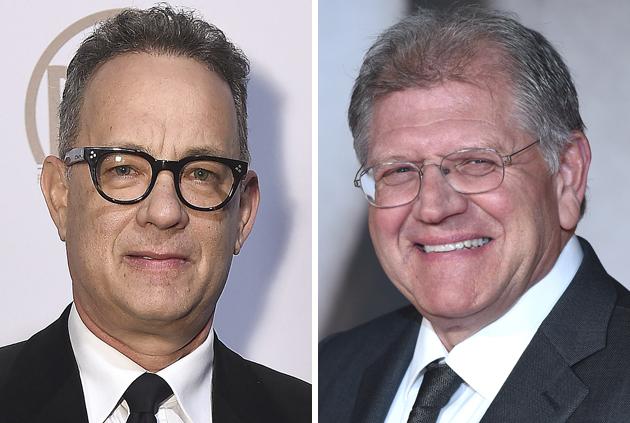 Tom Hanks Robert Zemeckis