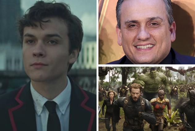 Deadly Class Joe Russo Avengers Infinity War