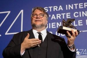 Guillermo Del Toro Venice