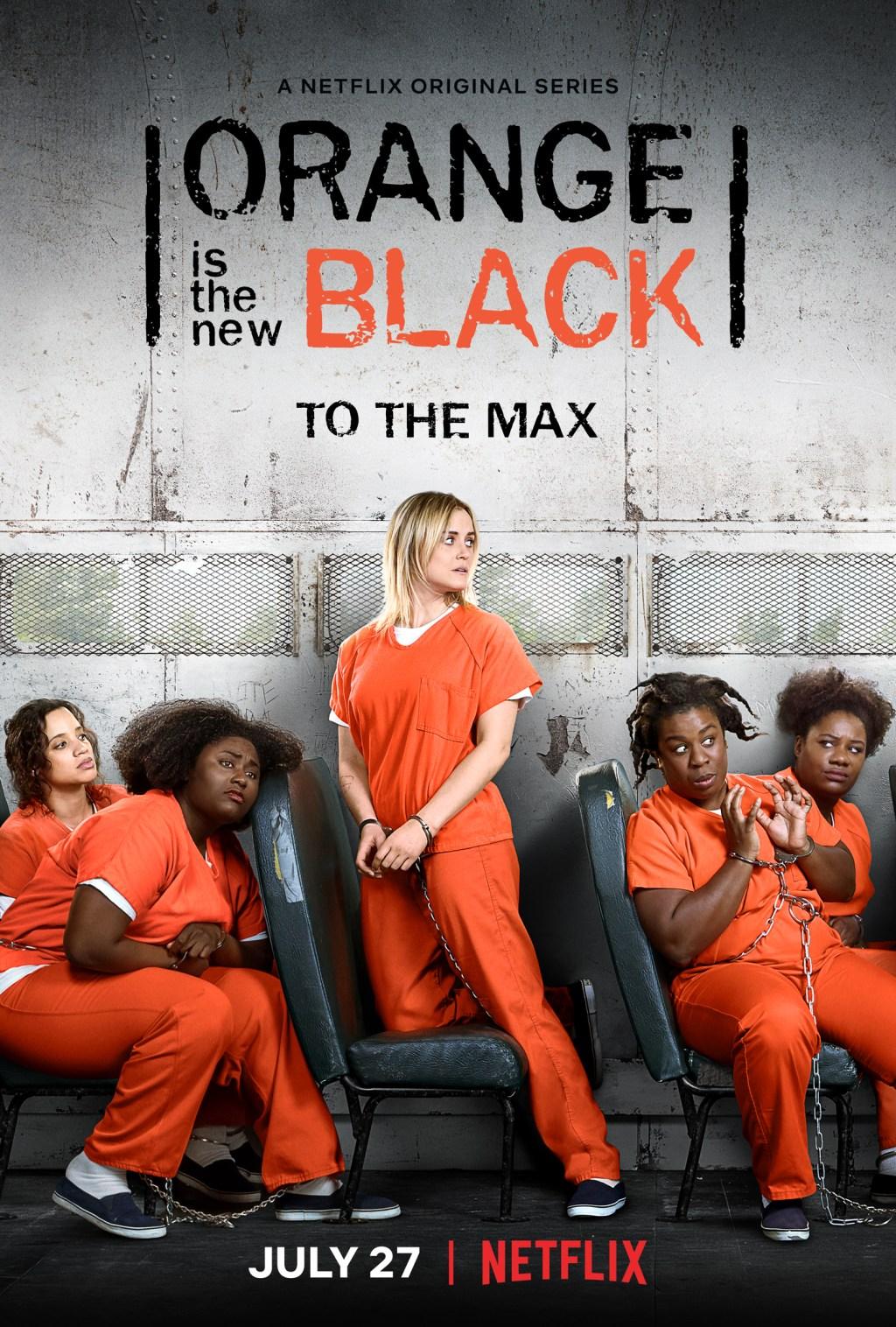 Orange Is The New Black Poster Season 6