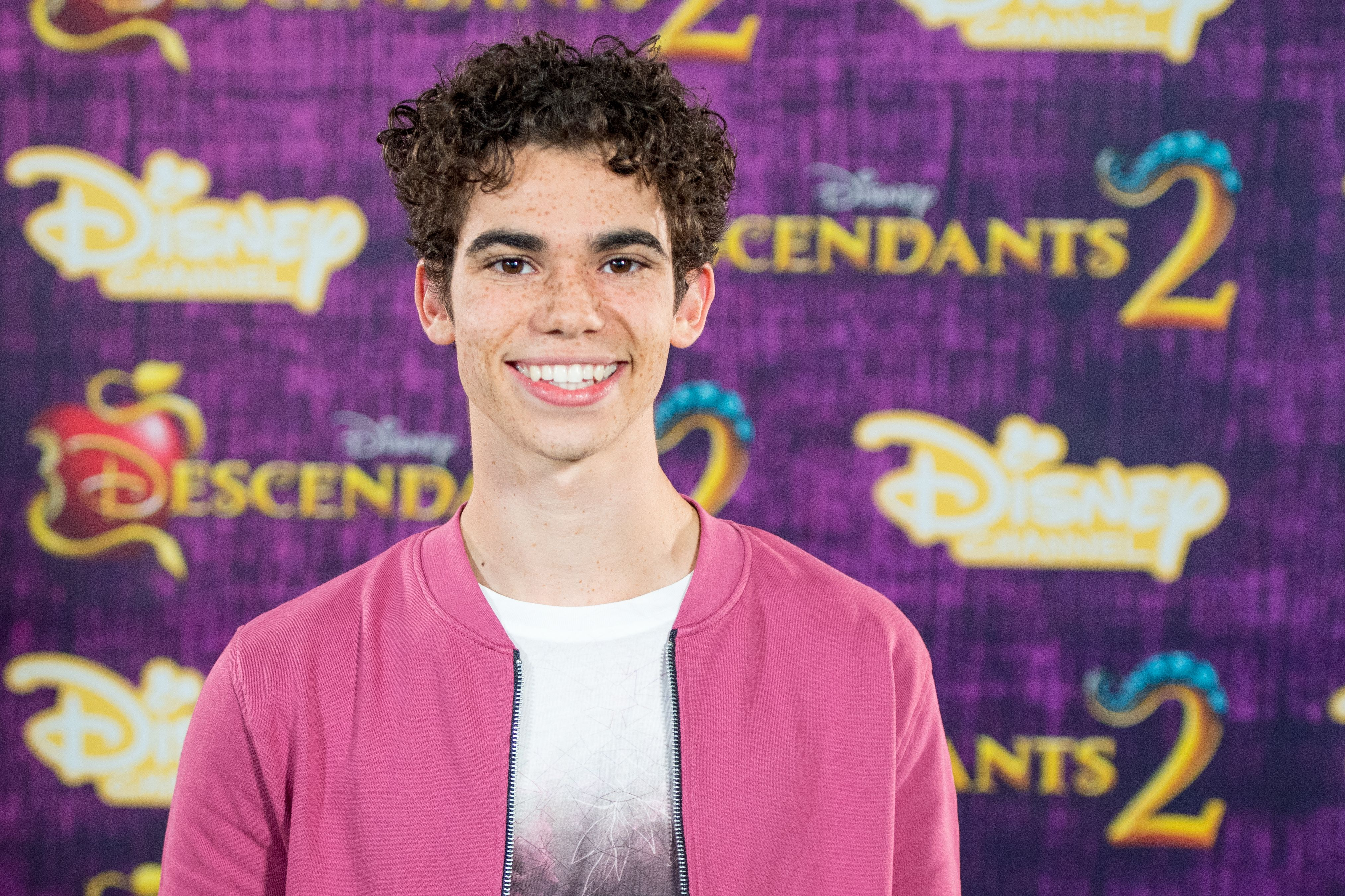 Cameron Boyce Death Mourned By Adam Sandler Bob Iger Young Hollywood Deadline
