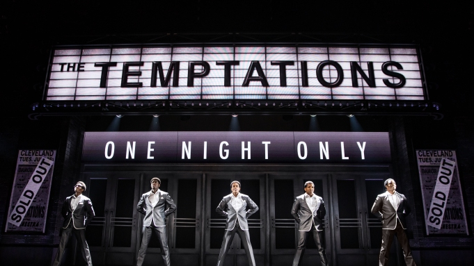 Temptations Musical Broadway Bound Ain T Too Proud Set For Spring Deadline