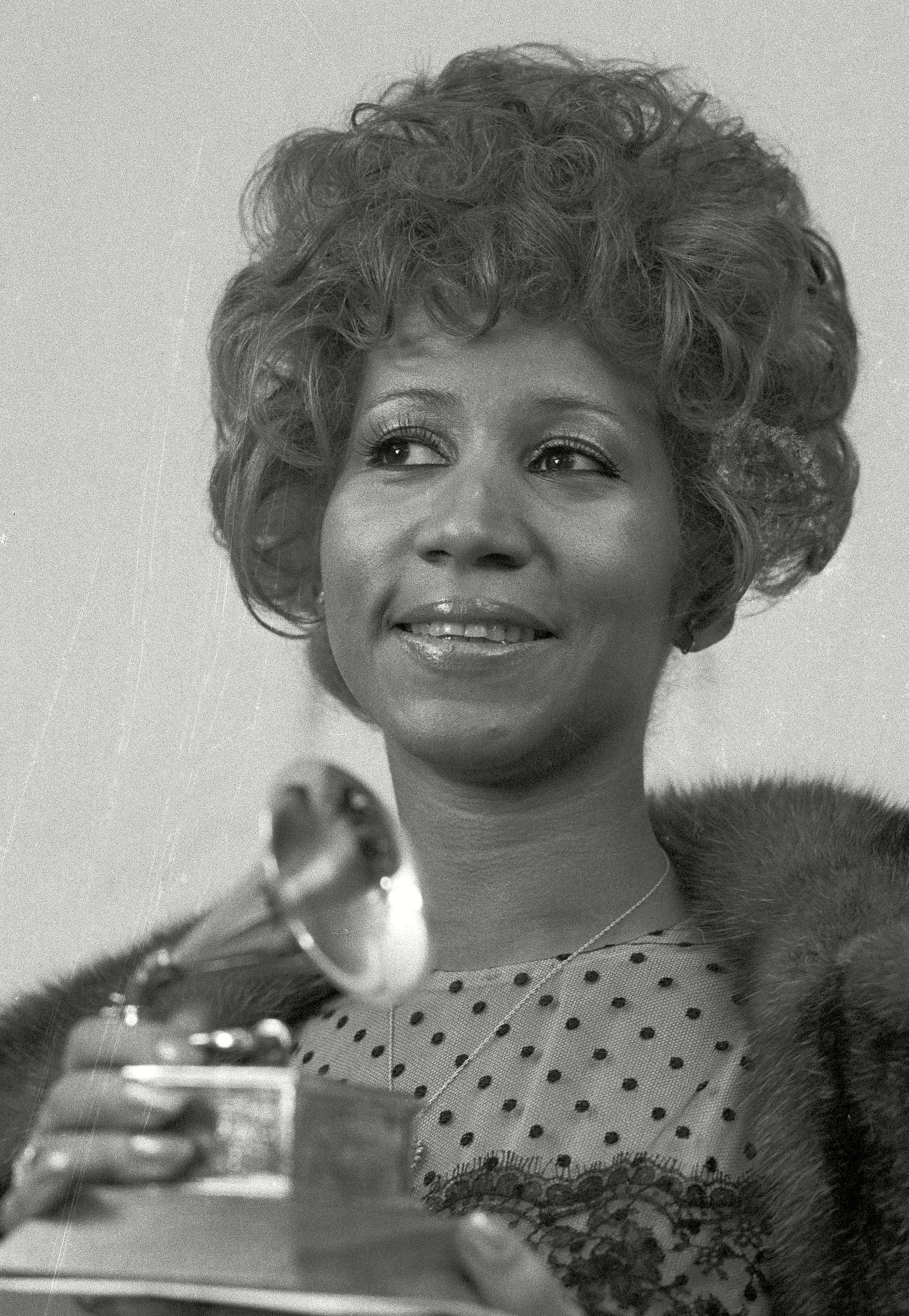 Aretha Franklin Grammy