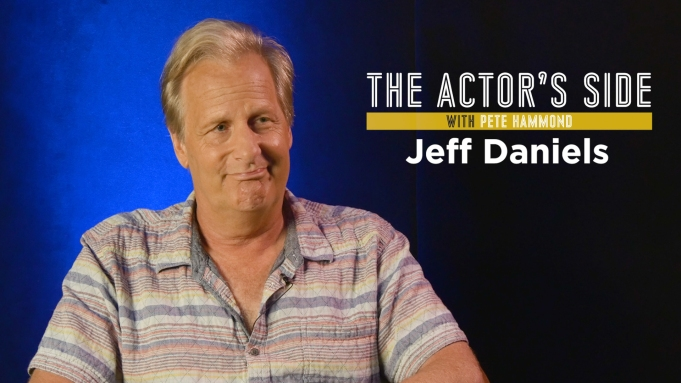 Jeff Daniels On His Emmy Roles