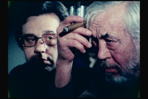 Orson Welles Peter Bogdanovich The Other Side Of The Wind