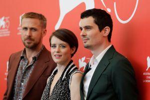 Ryan Gosling Claire Foy Damien Chazelle