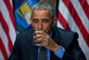 Barack Obama Flint