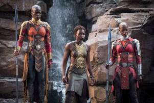 Black Panther Lupita Nyong'o