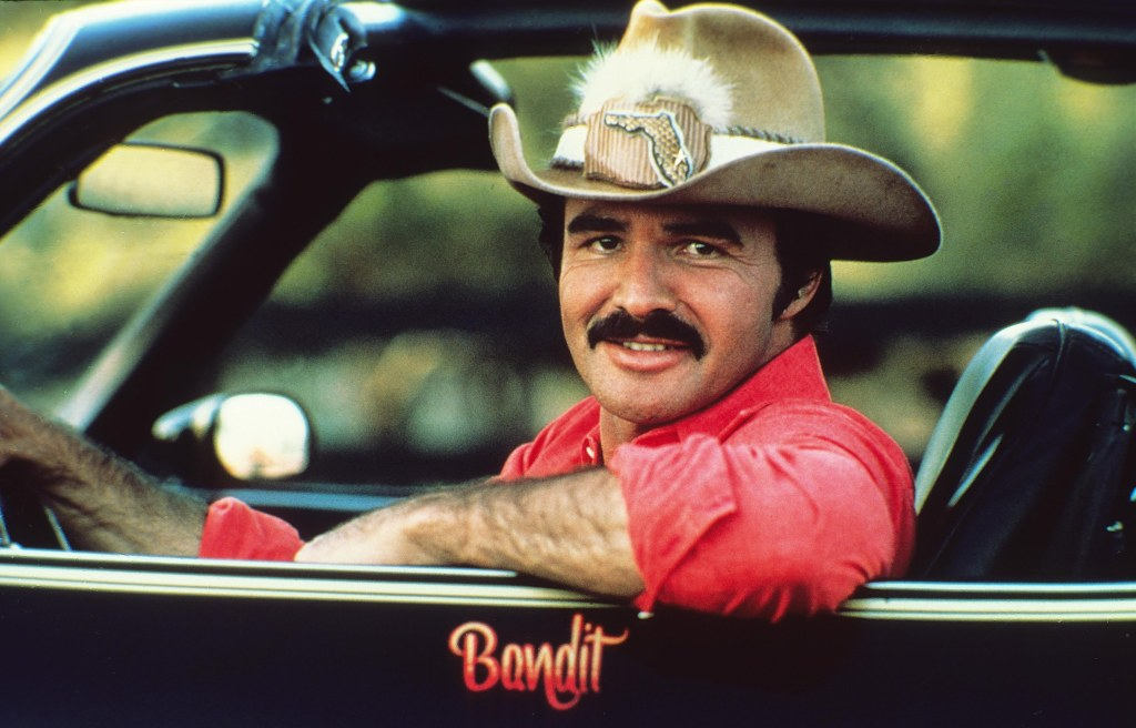 Smokey and The Bandit Burt Reynolds