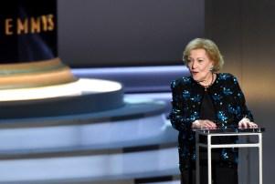 Betty White Emmys