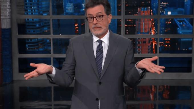 Stephen Colbert: Trump Toady Bill Barr