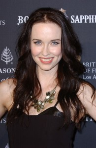 Mandatory Credit: Photo by Picture Perfect/REX/Shutterstock (1271118al) Elyse Levesque BAFTA Los Angeles, 17th Annual Awards Season Tea Party, Los Angeles, America - 15 Jan 2011