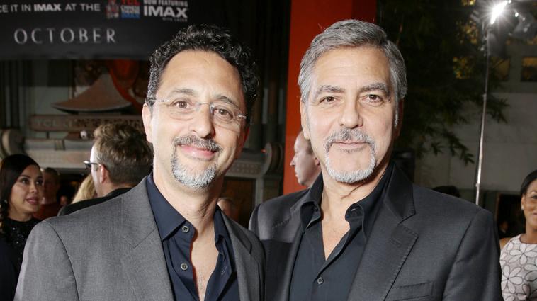 George Clooney Grant Heslov