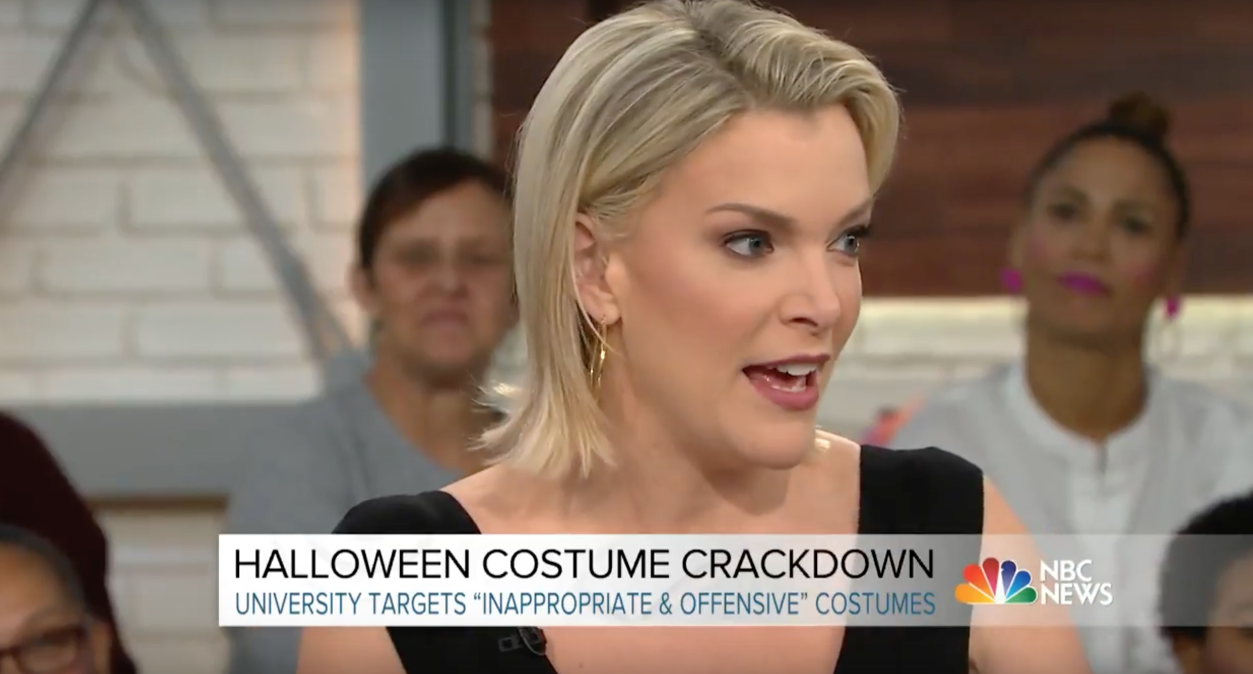 Today Halloween Costumes 2020 Megyan Kelly Megyn Kelly Absen From Her NBC Morning Show Today And Tomorrow