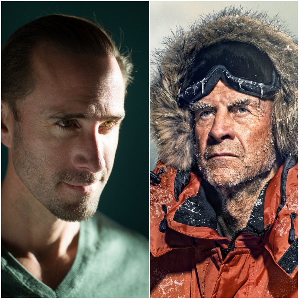 Joseph Fiennes Sir Ranulph Fiennes Journey Down The Nile For Nat Geo Deadline