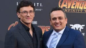 Avengers Endgame directors Anthony and Joe Russo Comic-con appearance