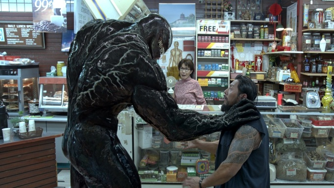 Venom 2: Let There Be Carnage.