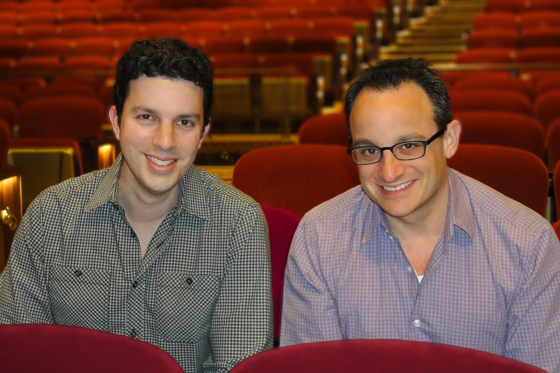Alan Zachary & Michael Weiner