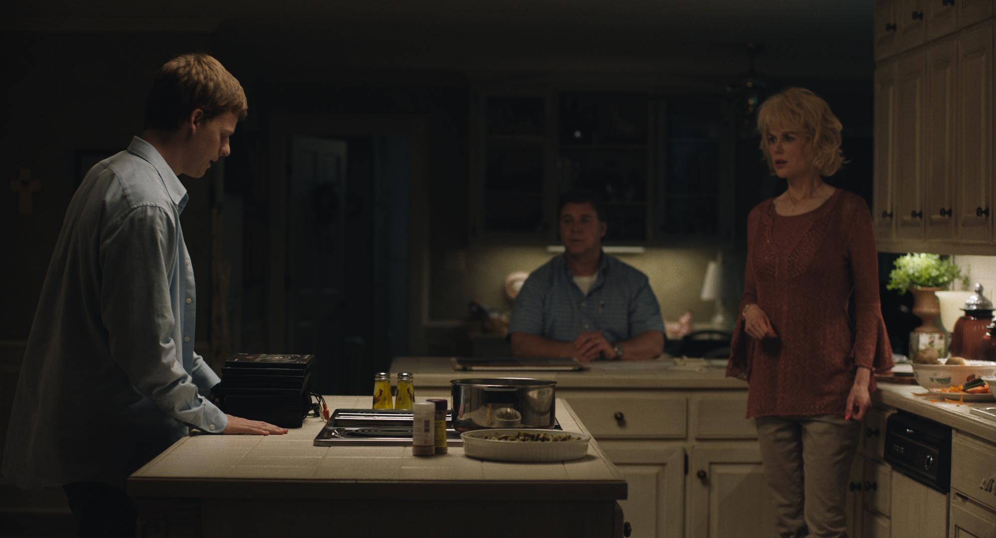Lucas Hedges, Russell Crowe, Nicole Kidman - Boy Erased