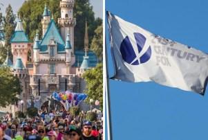 Disneyland Fox