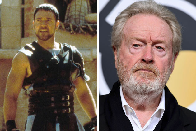 Gladiator Ridley Scott