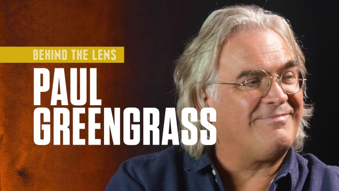 [WATCH] Paul Greengrass On Taking On
