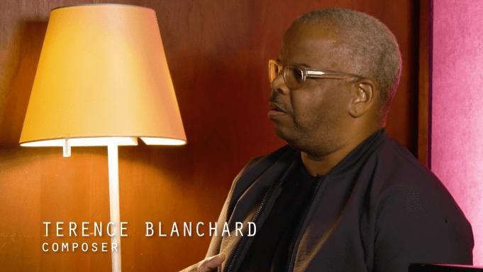 Composer Terence Blanchard Took 'BlacKkKlansman' To