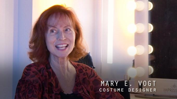 [WATCH] Mary E. Vogt Talks 'Crazy