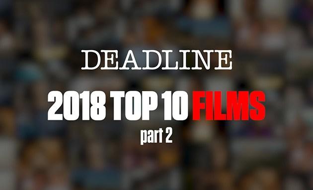 2018 Top 10 Films