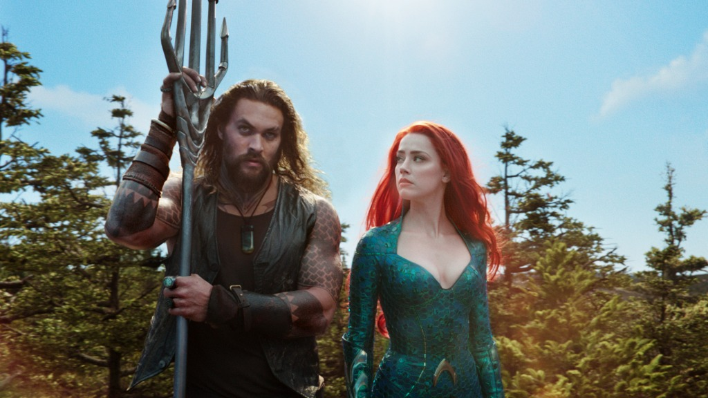 Petition To Axe Amber Heard From 'Aquaman 2' Receives Upwards 1.5M Signatures Following Johnny Depp's 'Fantastic Beasts' Departure