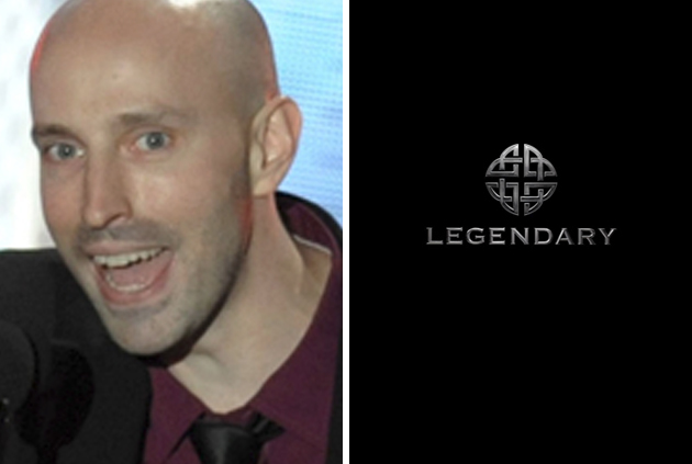 Brian K Vaughan signs deal with Legendary Entertainment