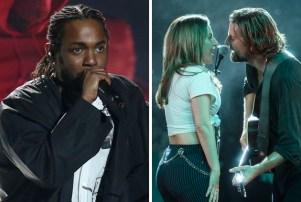Kendrick Lamar A Star Is Born