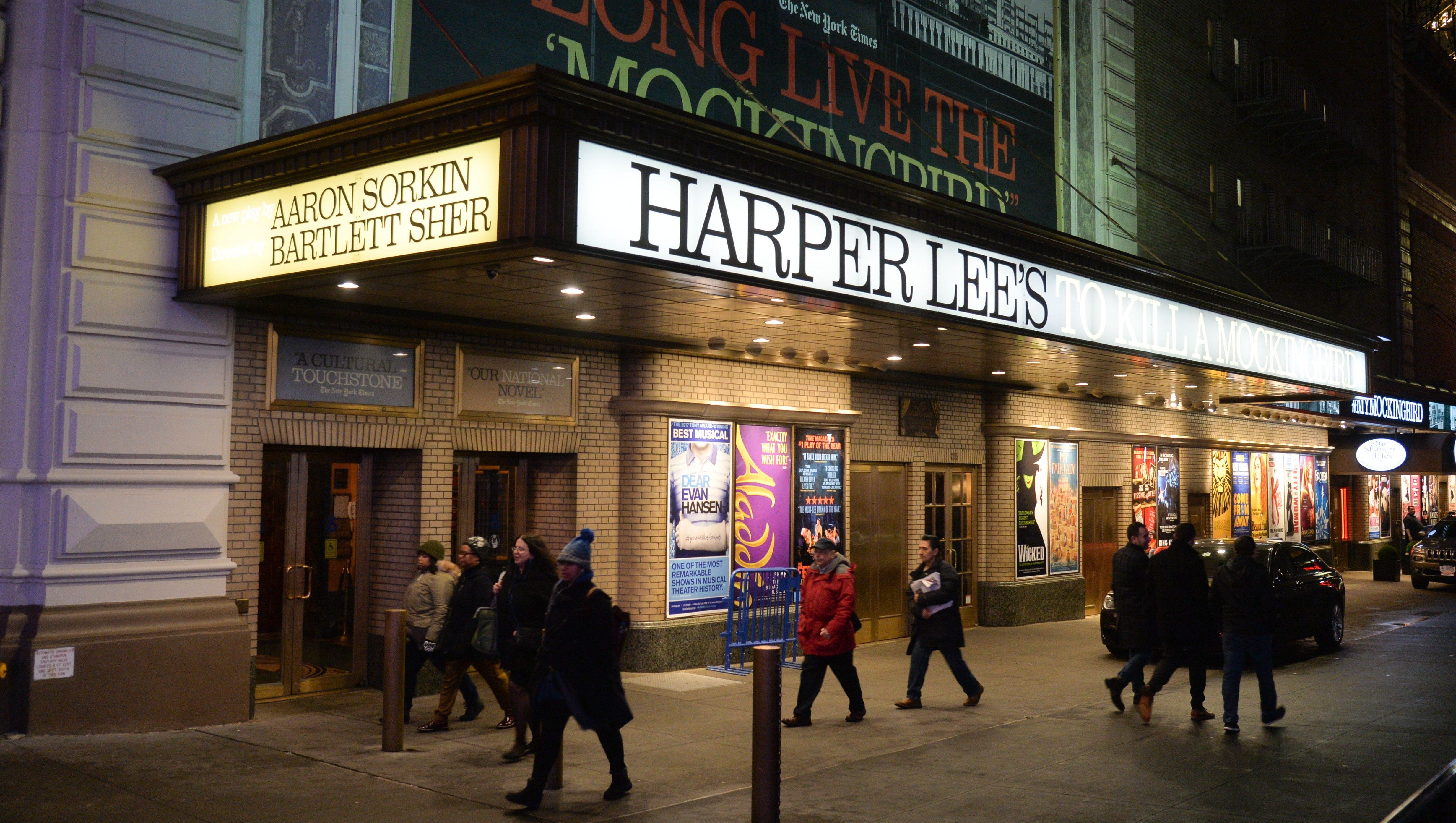 Scott Rudin Offers Community Theaters To Kill A Mockingbird Deadline