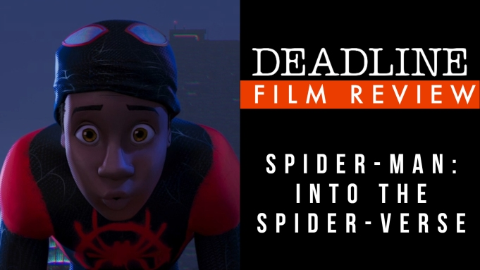 [WATCH] 'Spider-Man: Into The Spider-Verse' Review: